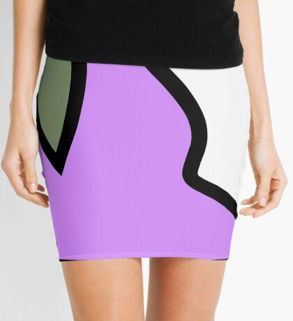 PartyParrot - Purple Mini Skirt