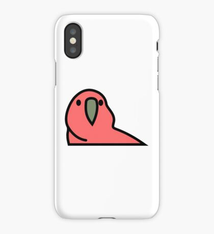 PartyParrot - Red iPhone Case