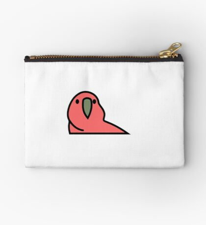 PartyParrot - Red Studio Pouch