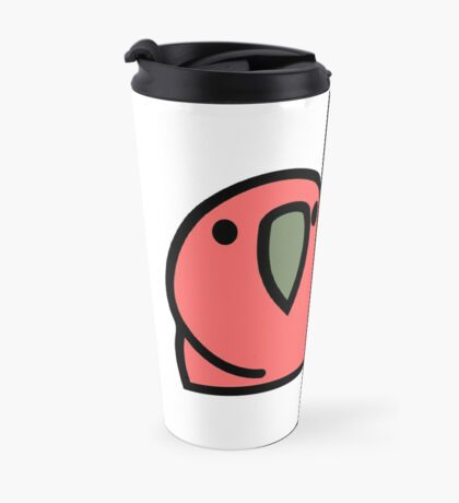PartyParrot - Red Travel Mug