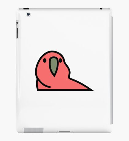 PartyParrot - Red iPad Case/Skin