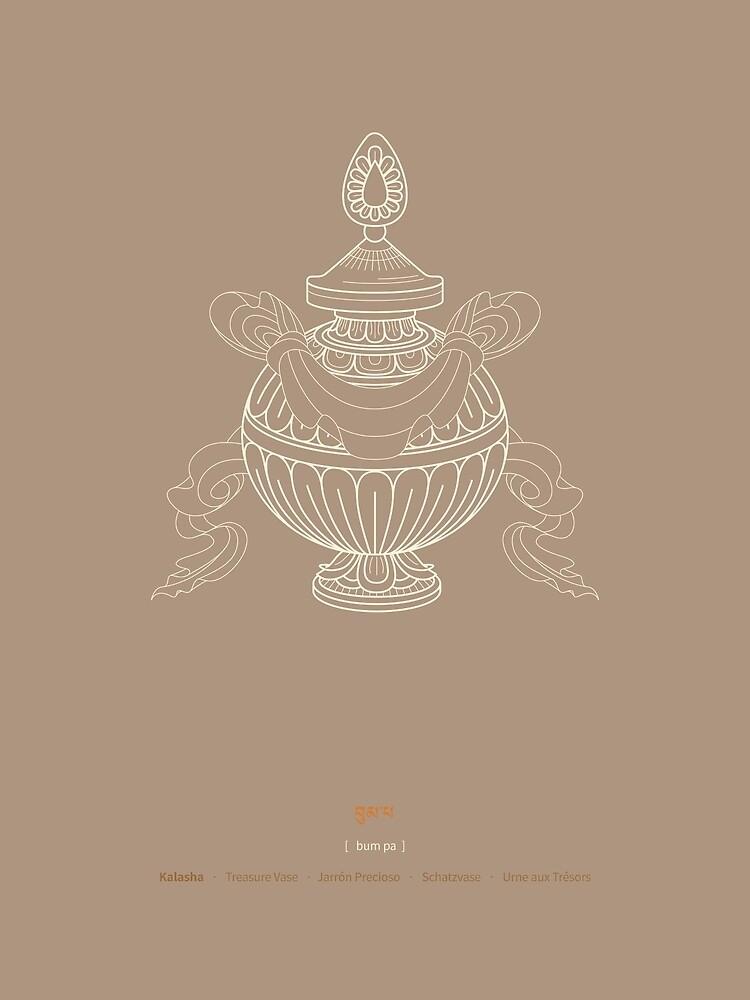 Kalasha – Treasure Vase by Thoth-Adan