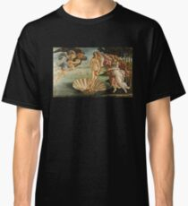 The Birth of Venus Classic T-Shirt