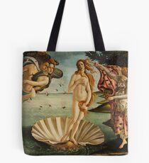 Bolsa de tela El nacimiento de Venus