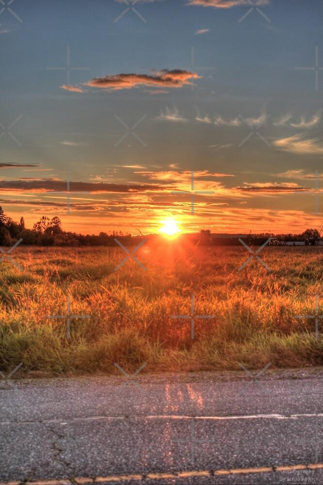 Sunset by Erniesartwork
