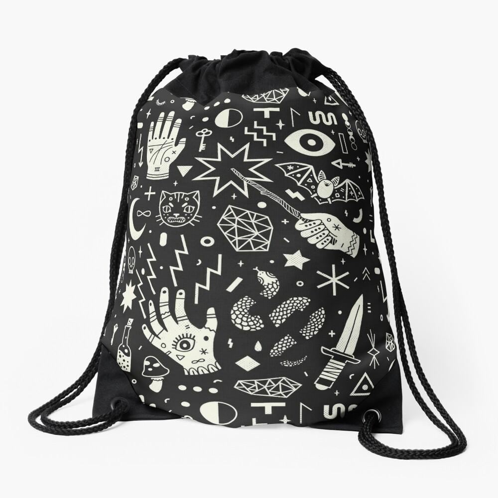 Witchcraft Drawstring Bag