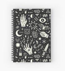 Witchcraft Spiral Notebook