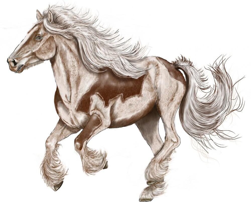 Horse 02 by eleyne