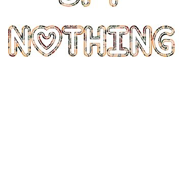 5FT Nothing  by ad2ax