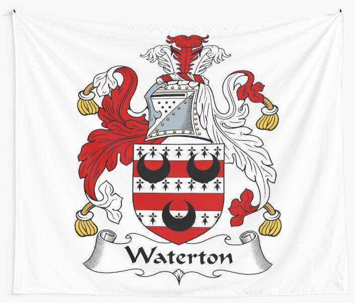 Waterton by HaroldHeraldry