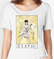 DEATH Women's Relaxed Fit T-Shirt