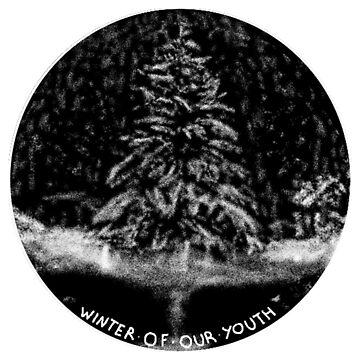 Winter Fir by demeka-art