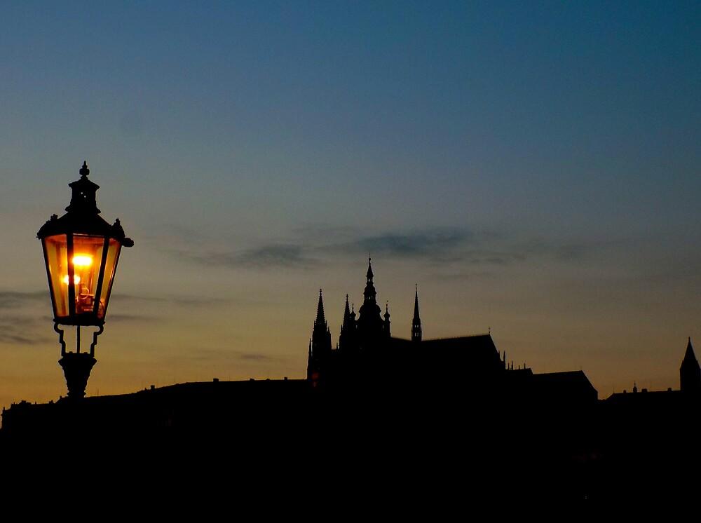 St. Vitus Cathedral Prague by edow96