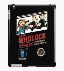 Super Wholock - Cartridge iPad Case/Skin