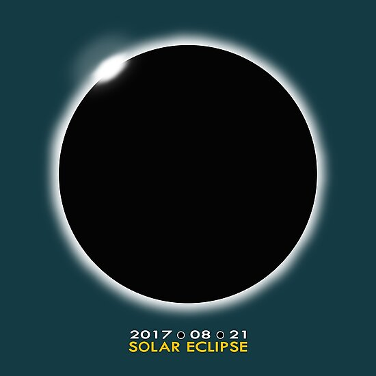 2017 Solar Eclipse by Natalie Metzger