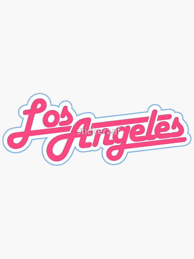 LA by stickerzaf