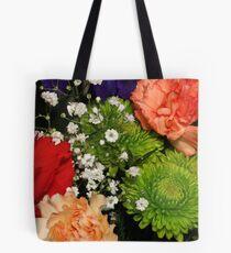 Macro Bouquet Tote Bag