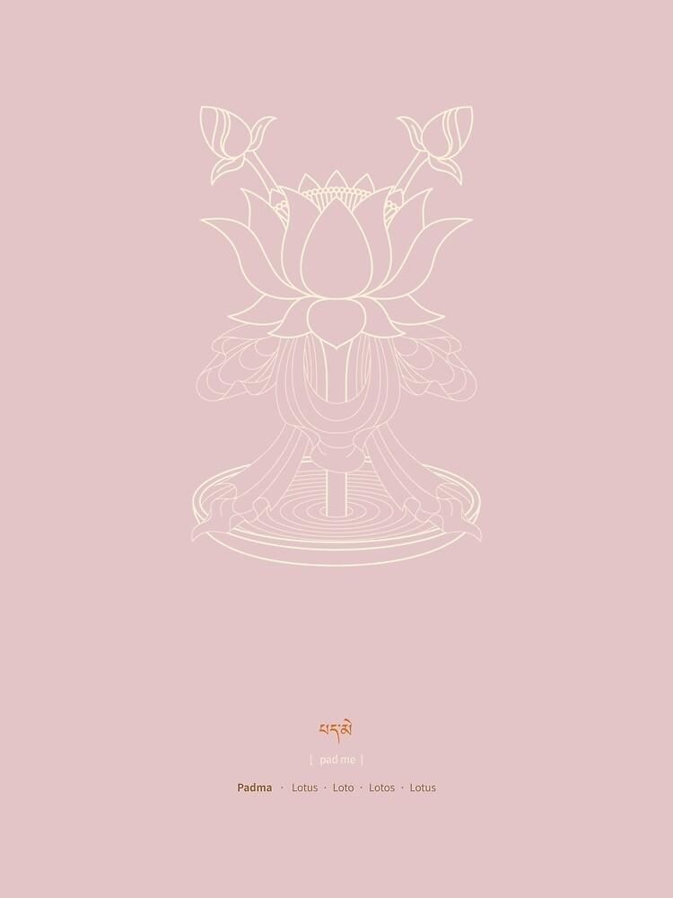 Padma – Lotus by Thoth-Adan