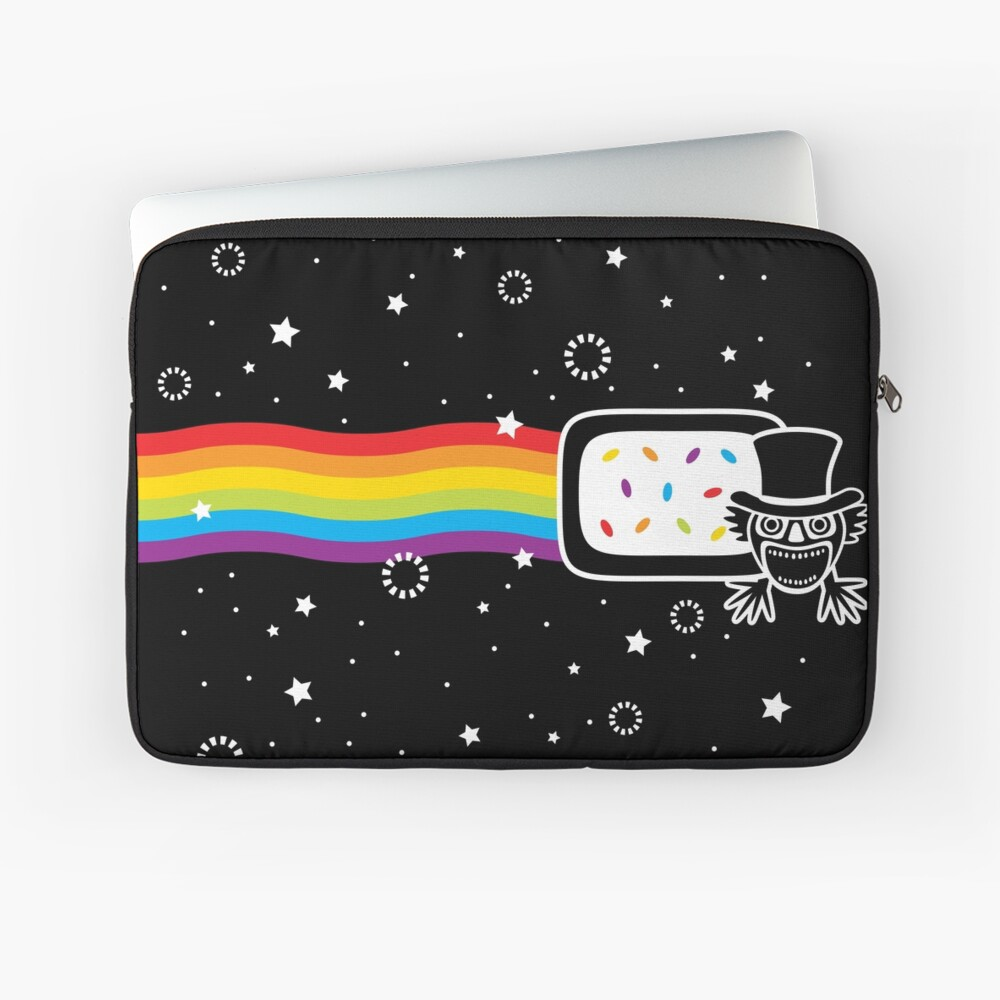 The Nyan Nyan Dook Laptop Sleeve Front