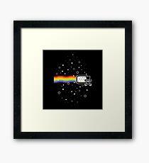 The Nyan Nyan Dook Framed Print