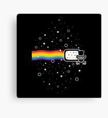 The Nyan Nyan Dook Canvas Print