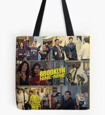 Brooklyn nine nine Tote Bag