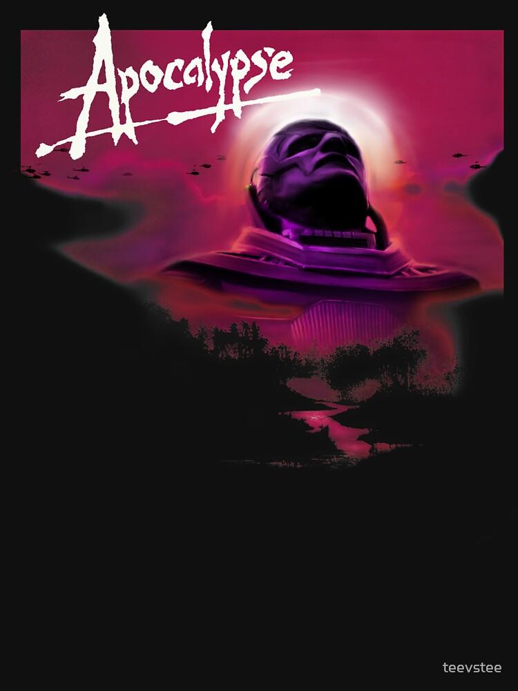 Apocalypse by teevstee