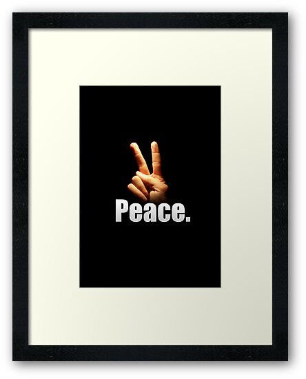 Peace. by webart