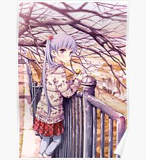 Winter With Aoba Chan Poster