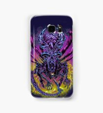 LONG LIVE THE QUEEN (color) Samsung Galaxy Case/Skin