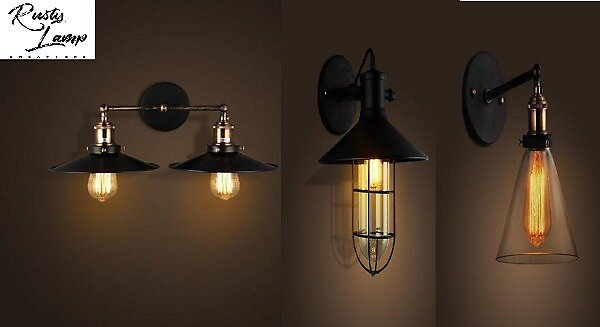 Find Steampunk Wall Lights for Sale in USA by rustylamp