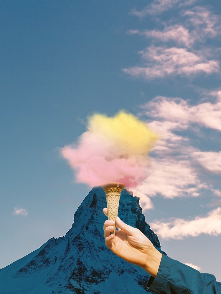 Low fat strawberry ice cream by fokafoka