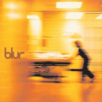 Blur S/T Album Cover by MaxB5100