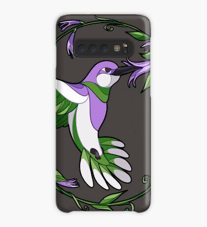 Pride Birds - Genderqueer Case/Skin for Samsung Galaxy