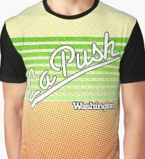 La Push, Washington | Surf Stripes Graphic T-Shirt