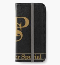 Formula 1 - Lotus 97T iPhone Wallet/Case/Skin