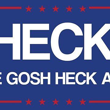 Make Gosh Heck Again by MattIsAGamer