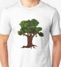 Lone Pixel Tree T-Shirt