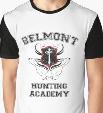 Belmont Hunting Academy Graphic T-Shirt