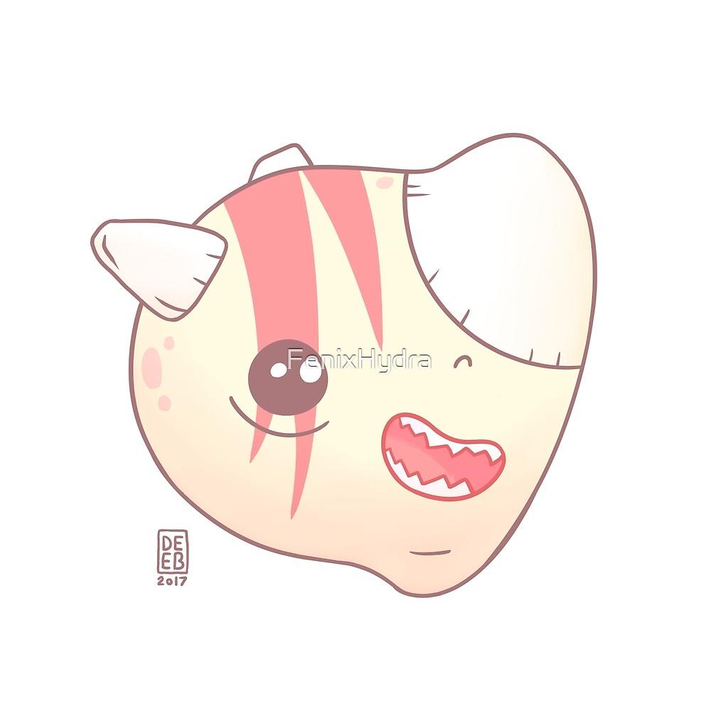 Cute War Chief Grux  - Paragon Fan Tee by FenixHydra