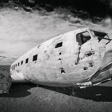 Plane Wreck by domcia