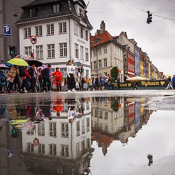 Rainy day reflections by LukaSkracic