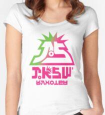 Splatoon 2 - Urchin Rock Women's Fitted Scoop T-Shirt