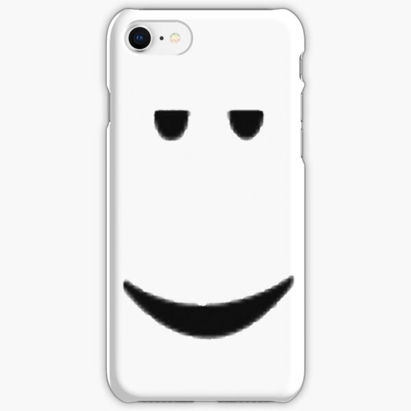 Roblox Face Iphone Cases Covers Redbubble