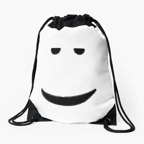 Chill Face Drawstring Bags Redbubble