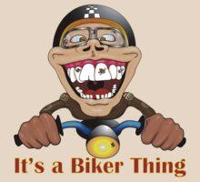 It's a biker thing