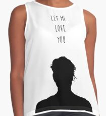 Let Me Love You Justin Bieber - Pop Music Contrast Tank