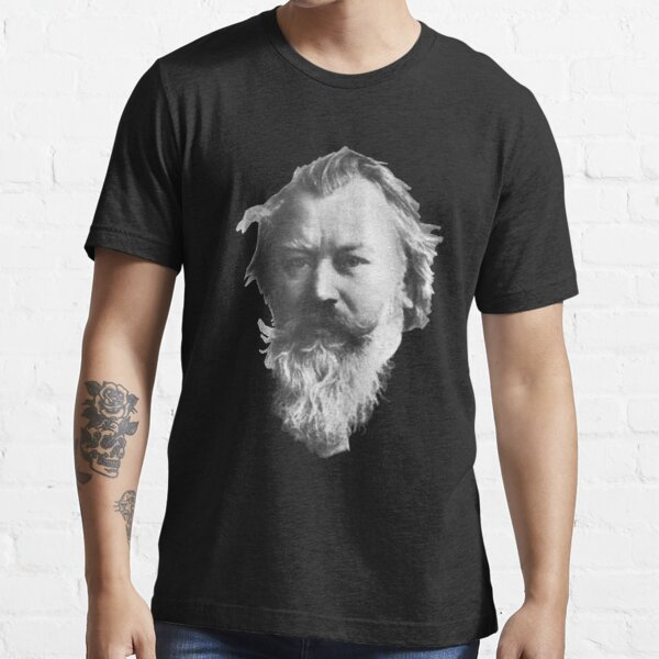 Johannes Brahms, great German composer Essential T-Shirt