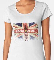 LONDON UK Women's Premium T-Shirt