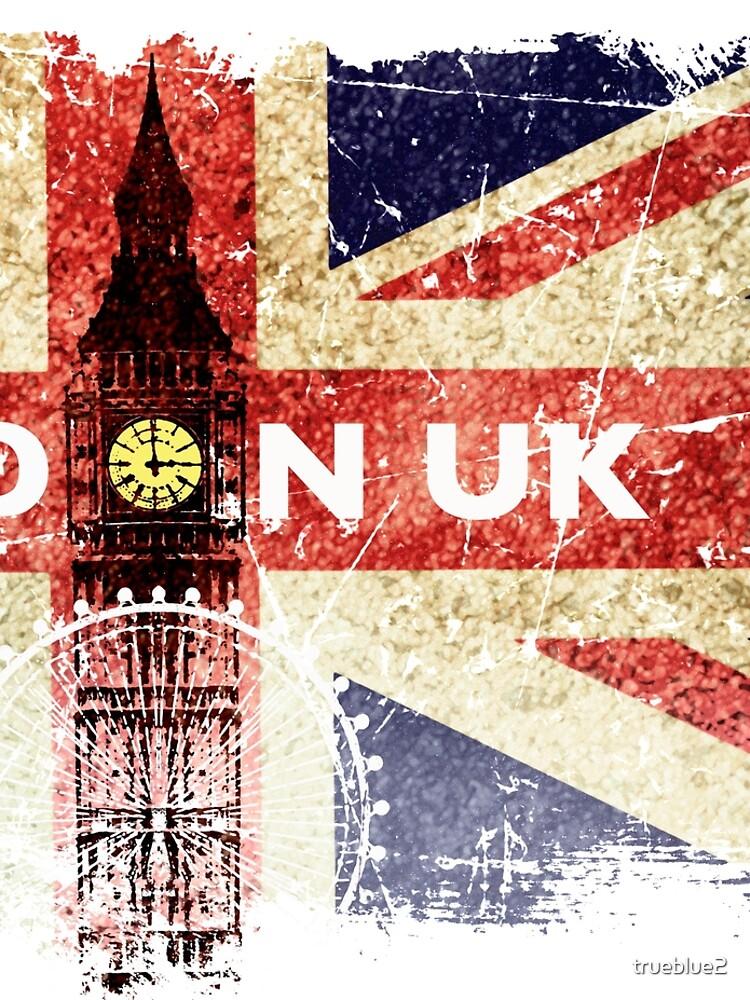 LONDON UK by trueblue2